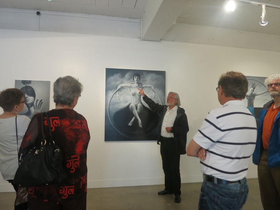 Art Lovers Tour Auckland